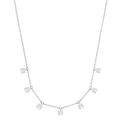 ATTRACT:NECKLACE CHOKER CZWH/RHS