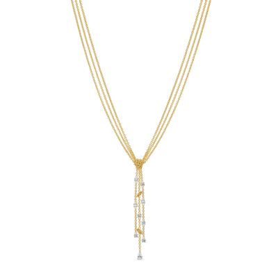 BOTANICAL:NECKLACE Y CZWH/GOS