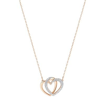 DEAR:NECKLACE MED CRY/ROS