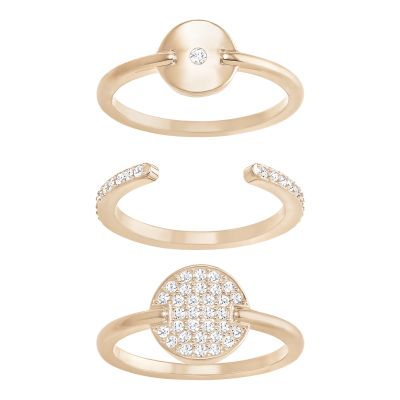 GINGER:RING SET CRY/ROS 60