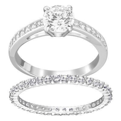 ATTRACT:RING SET CZWH/RHS 55