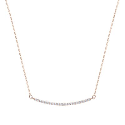 ONLY:NECKLACE LINE CZWH/ROS