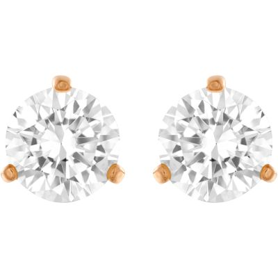 SOLITAIRE:PE STUD CZWH/ROS