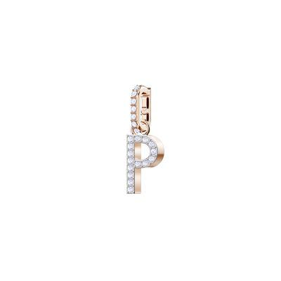 SWA REMIX:CHARM ALPHABET P CRY/ROS