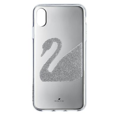 SWAN FABRIC SILVER IPXS MAX:CASE SIS