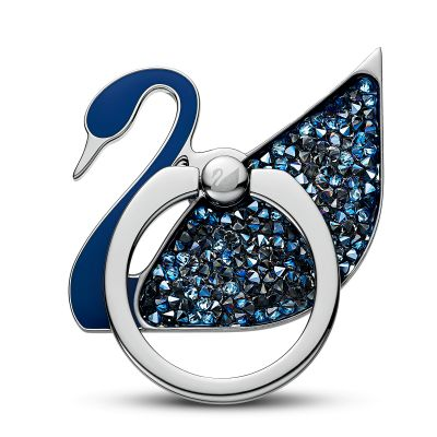 SWAN RING:STICKERS BLUE/STS