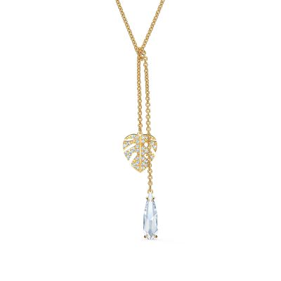 TROPICAL:NECKLACE CRY/GOS